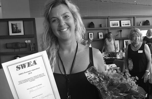 Stipendium från Swea Örestad